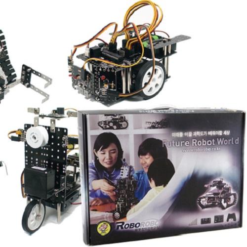 رباتیک - ربات ربوکیت