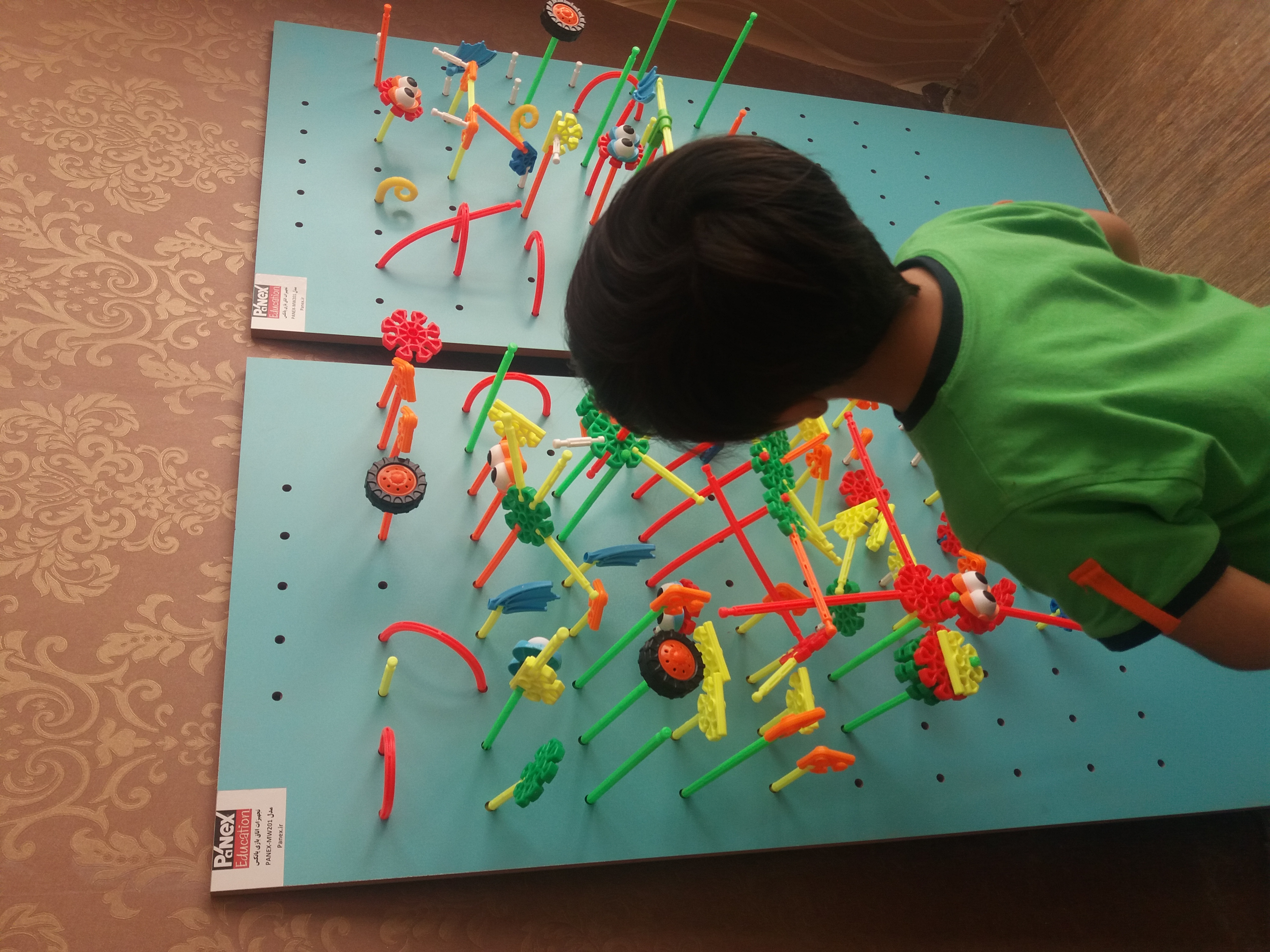 تجهیزات اتاق بازی - مهندسی خلاقیت