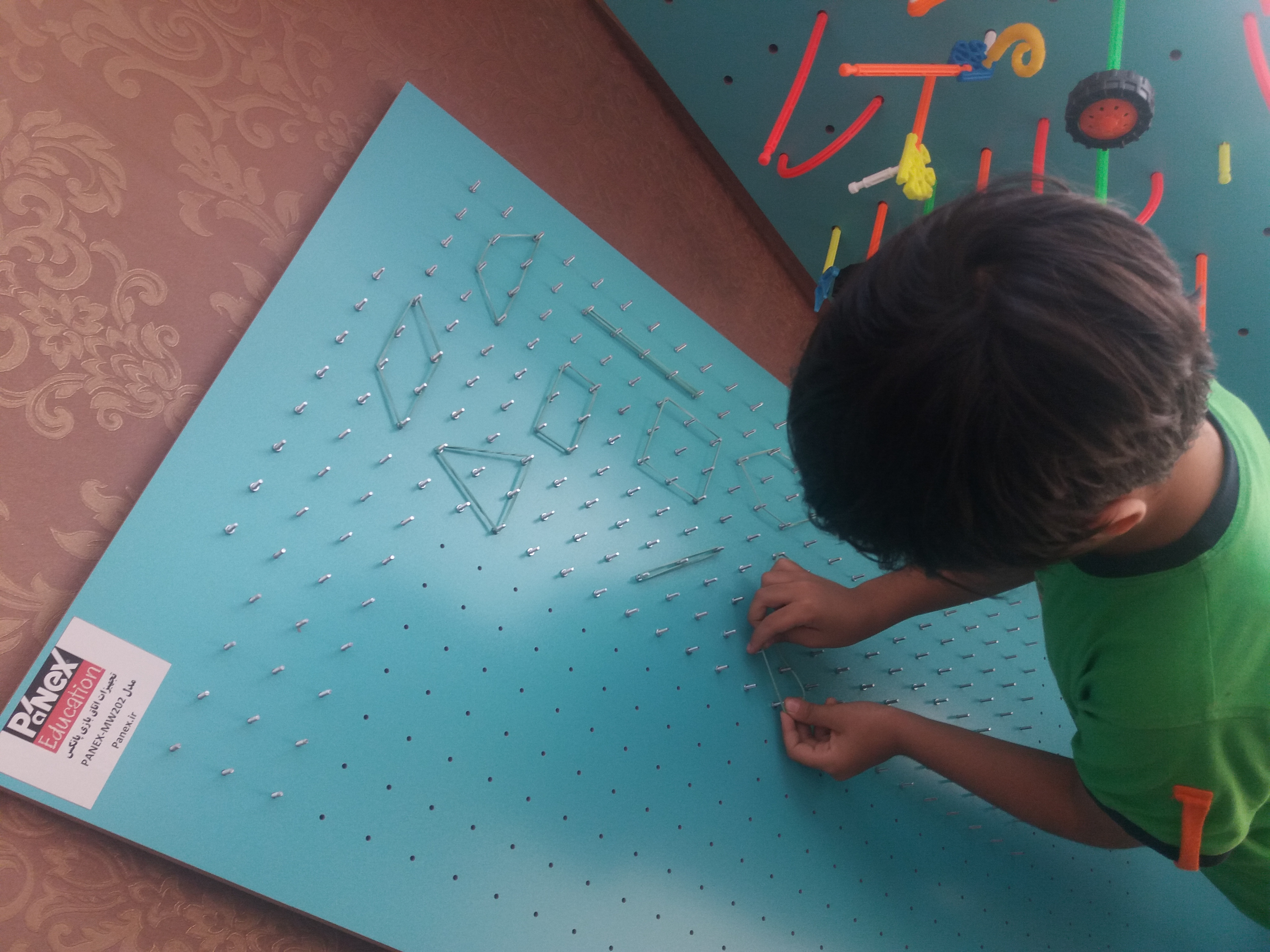 اتاق بازی - مهندسی خلاقیت