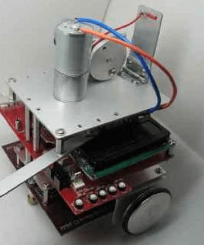 رباتیک - ربات امدادگر