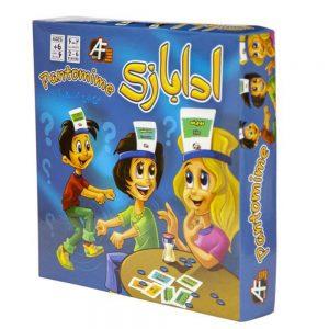 بازی فکری- ادا بازی - مهندسی خلاقیت