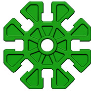 هشت پر سبز-مهندسی خلاقیت پانکس